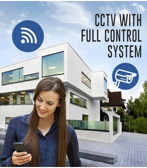 CCTV With Full Control System