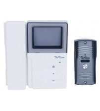 Video Door Phone (VD400k)  sc 1 st  TelView CCTV & Video Door Phone