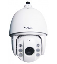 IR Speed Dome IP Camera 30x Zoom (2MP)