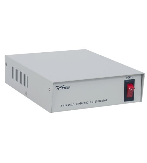 Video Audio Distribution Amplifier (VDA14A)