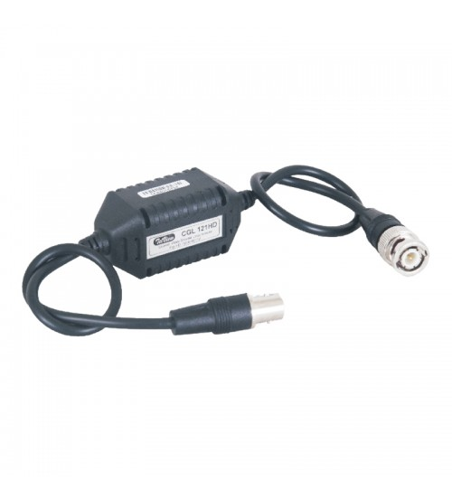 Video Ground Loop Isolator Series (CGL121HD)