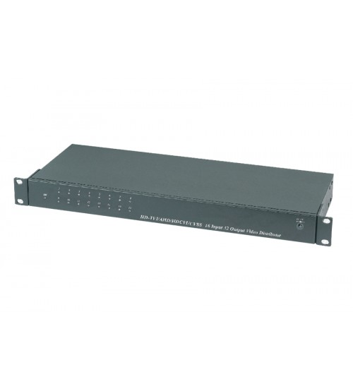 Video Distributor (16 Input 32 Output) (HDA1632)