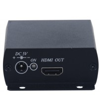 HDMI Over Coax Extender (HDOC01R)